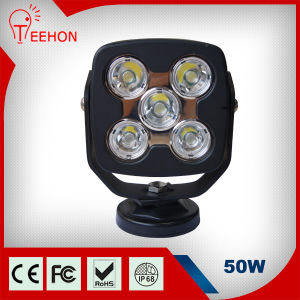 CREE 50W LED Work Light for Truck Tractors Offroad pictures & photos