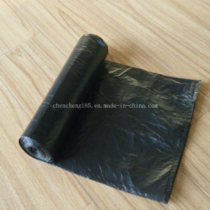 Drawstring Garbage/Trash Plastic Bags pictures & photos