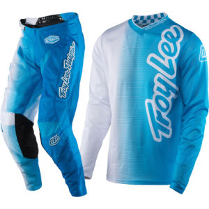 Blue Motorcycle Racing Suit Outdoor Clothes Motocross Apparel (AGS06) pictures & photos