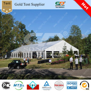 Banquet Tent Wedding Party Curve Tent for Marquee Event with Lining for 500 People pictures & photos