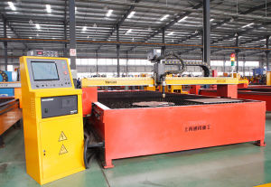 CNC Plasma Table Cutting Machine; High Definition Plasma Cutting pictures & photos