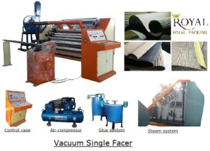 Single Facer Line pictures & photos