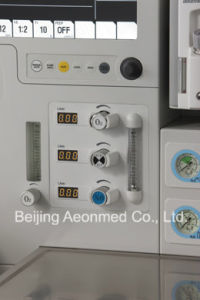 Touch Screen Anesthesia Machine / Anesthesia Workstation Aeon8700A with Ce pictures & photos