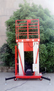6meters Aluminium Hydraulic Aerial Working Platform (GTWY6-200S) pictures & photos
