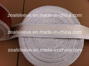 Silicone Coated Fiberglass Braided Heat Resistant Wrap Tape pictures & photos