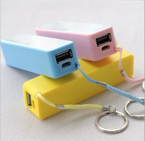 2200mAh Mobile Charger Li-ion Battery Portable Power Banks pictures & photos