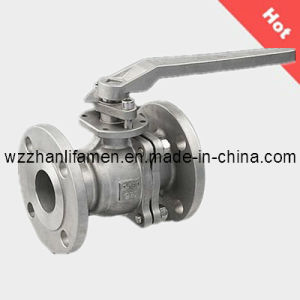 Manual Operated Ball Valve Q41h (API, DIN, GB)