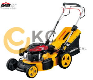 "20"" Walking Behind Hand Push Gasoline Lawn Mower (KCL20SDP) pictures & photos"