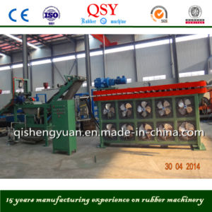 China Manufacturing Batch off Unit Rubber Sheet Cooling Machine pictures & photos