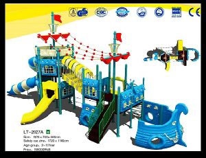 2015 New Style Kindergarten Playground Equipment