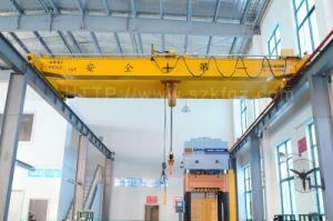 80t Double Girder Overhead Cranes/Eot Cranes/Bridge Cranes 50/20ton