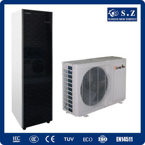 Domestic Use Anti Corrosion Compact Heat Pump Air Water pictures & photos
