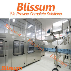 Complete Liquid Making and Bottling Line pictures & photos