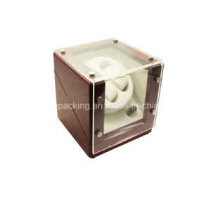 Acrylic Window Dual Automatic Watch Winder pictures & photos