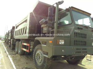 Sinotruk HOWO Brand 50tons Mining Dump Truck pictures & photos