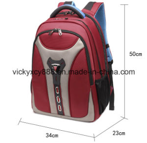 Quality Business Travel Laptop Notebook Computer Backpack Pack Bag (CY5861) pictures & photos