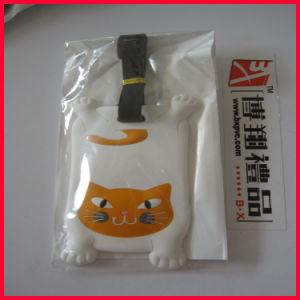 High Quality & Fashion PVC Luggage Tag