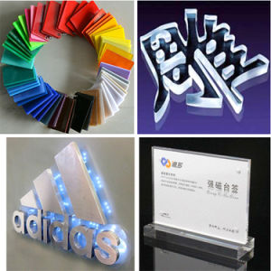 Acrylic and Epoxy Resin LED Channel Letter pictures & photos