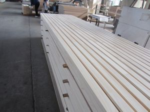 Finger Joint Board for Korea Market. pictures & photos