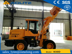 Construction Garden Tractor Farm Wheel Loader with Joystick for Sale pictures & photos
