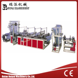 Automatic Threading Rolling Trash Bag Making Machine pictures & photos