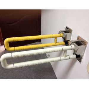 Disabled Nylon Grab Bar with Fireproof and Easy Clean pictures & photos