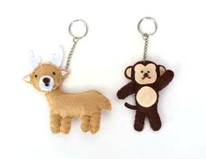Animal Key Chain//Felt Keychain/DIY Felt Decotion pictures & photos