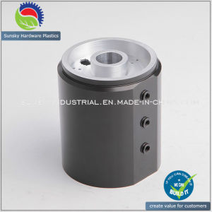 Customized Aluminium Parts for Gear Box (AL12047) pictures & photos
