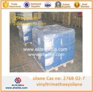 Chemical Auxiliary Agent Vinil Silane Ethenyltrimethoxysilane for XLPE Cable Material pictures & photos