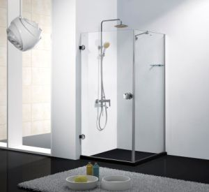 Simple Shower Door\ Shower Cabin for Project \ Shower Enclosure\Stainless Steel Shower Cubicle pictures & photos