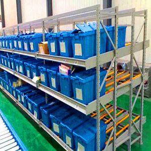 Warehouse High Quality Carton Flow Rack