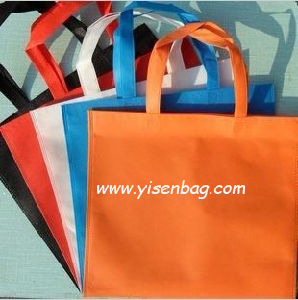 Factory Wholesale Non Woven Shopping Bag with Customized Logo (YSNB06-005) pictures & photos