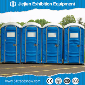 Luxury Sandwich Panel Mobile Restroom for Temporary Usage pictures & photos