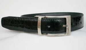 Men′s Reverible Buckle Belt FL-M0026 pictures & photos