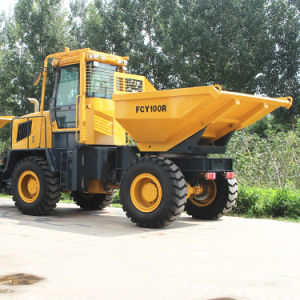 Construction Machine 10ton Site Dumper for Sale pictures & photos