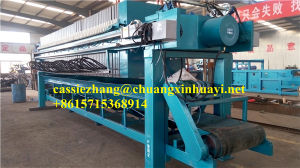 Chamber Filter Press with Ss304 pictures & photos
