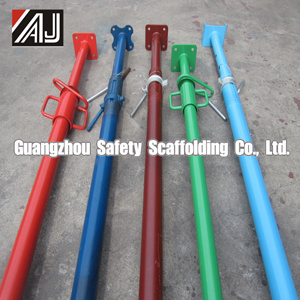Heavy Duty Adjustable Steel Scaffolding Shoring Prop, Guangzhou Factory pictures & photos