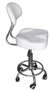 Salon SPA Swivel Chair Stool (YM-BC8615)