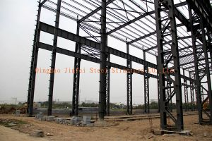 Wide Span Steel Warehouse for Factory pictures & photos