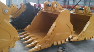 Excavator Rock Bucket Made in China for Sale pictures & photos