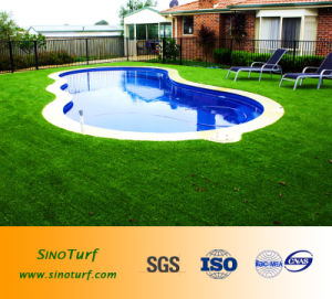 Artificial Grass, Synthetic Turf for Decoration, Landscaping, Garden, Roof pictures & photos