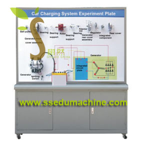 Full-Automatic Spray Etching Machine PCB Product Machine Training Equipment pictures & photos