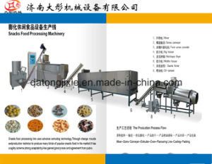 Extrusion Snacks Machine pictures & photos