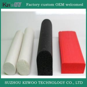 Factory Price Silicone Conductive Rubber Strip with Free Sample pictures & photos