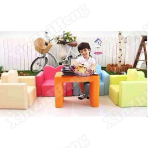 Adjustable Sofa Desk Kids Study Table and Chair Set pictures & photos
