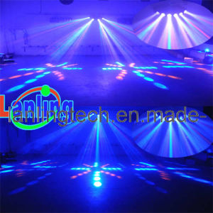 7 Lens Rgbwy Effect LED DJ Lights pictures & photos