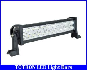Super Bright Two Rows LED Light Bar 4x4 off Road Driving Light (TLB2072) pictures & photos