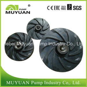 Corrosion Resistant Acid Proof Rubber Impeller pictures & photos