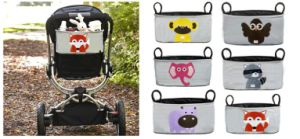 4 Pockets Baby Stroller Console Holder pictures & photos