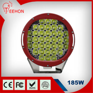 "9"" 185W Round LED Work Light pictures & photos"